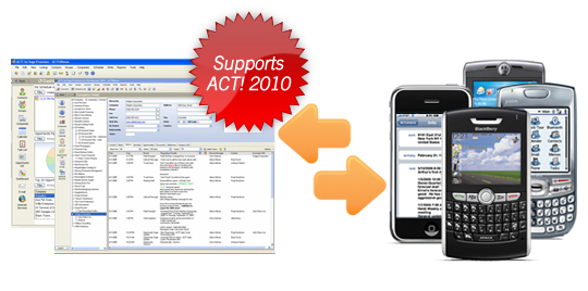 Link ACT to Your Mobile Phone