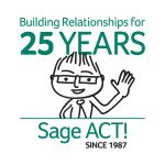 sage act software