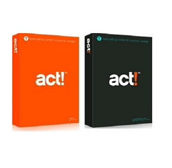 Know Your Customers Better with Act CRM Software