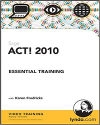 act 2010 Lynda training