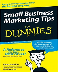 small business marketing tips for dummies